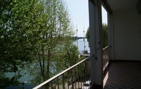 Appartement meublé à Arles sur les quais du Rhône