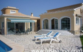 Belle et agréable villa avec piscine priv