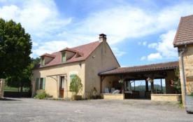 location 3*** proche de Sarlat - Sainte-Mondane