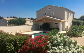 Maison de vacances pour 20 personnes, 2 piscines