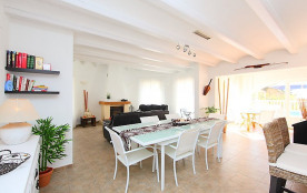 Maison pour 7 personnes à Moraira