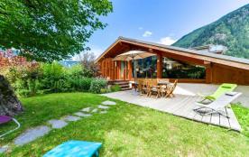 squarebreak, Chalet de charme vue Mont-Blanc aux Houches