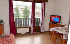 Location saisonnière Studio 22m² - SAINT JEAN DE SIXT - Centre-ville (74).