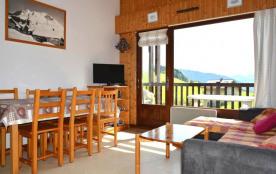 Appartement 3 pièces mezzanine de 55 m² environ pour jusqu'à 6 personnes, Résidence située à 500 ...