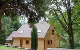 Chalet en pleine nature au coeur de l'Alsace