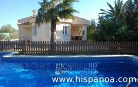 Vacances à Ampolla - location villa avec piscine sécurisée