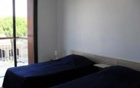 Le Fréderic Mistral : appartement - couchage : 6 - 3 pièces - résidence vue mer.