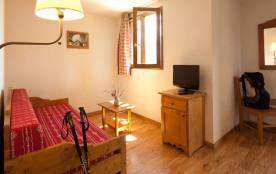 Appartement pour 1 personnes à Albiez Montrond