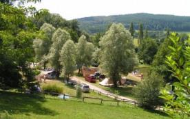 Camping Sites et Paysages L'ÉTANG DE LA FOUGERAIE, 64 emplacements, 9 locatifs