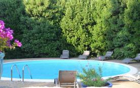 La Bastide de Fabrègues, 5 suites, piscine, sauna, parc arboré, salle de sport