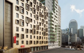 Adagio Aparthotel La Défense Courbevoie - Studio 2 personnes