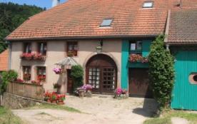 Grand Gite avec terrasse et jardin pour  8 à 12 Personnes - Solbach