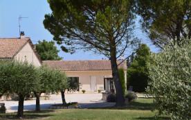 Maison individuelle tout confort située à Eygalières