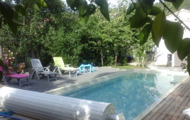 Villas avec piscine chauffée au coeur de l'Ardèche