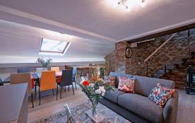 LE NOTRE-DAME, l'appartement loft classé 4 étoiles