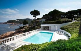 Villa de luxe bord de mer Aiguablava Platja Fonda Costa Brava