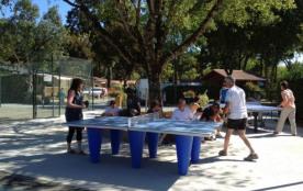 Camping La Puerta del Sol 4* - Mobil-home 6 personnes - IBIZA, 3 Chambres (entre 6 et 10 ans)
