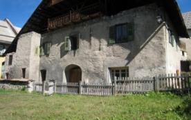 Maison de village pour 10 personnes