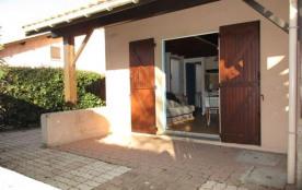 Maison mitoyenne 6/8 personnes - résidence Les Cottages 1- proche plages - 40600 Biscarrosse Plage