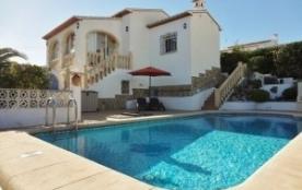 Benitachell : Villa 6 personnes,piscine privée,.. à louer