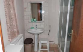 douche avec WC