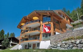 Appartement pour 10 personnes à Zermatt