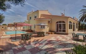 Spacieuse villa 6 chambres doubles Costa Blanca