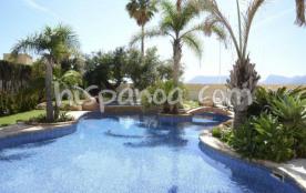 Appartement avec piscine situé à Calpe - Garantie Hispanoa