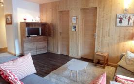 Appartement 2 pièces cabine 6 personnes (024)