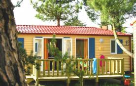 Eine noble Mietunterkunft für ihre Familie im Süden der Bretagne. Ein 5 Sterne Campingplatz in de...