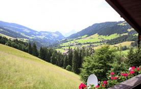 Appartement pour 3 personnes à Alpbach