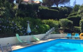 Grande Villa Côte d'Azur avec piscine