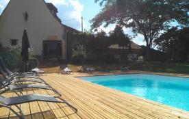 Gîte rural 10 à 12 personnes Dordogne