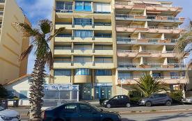 Appartement pour 2 personnes à Canet-Plage