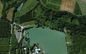 Domaine du Lac de Neguenou - Mobil-home Eco - 2 chambres (34m² terrasse comprise)