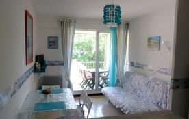 vacances à la mer, studio cabine à 300m de la plage à Sète