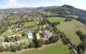 Village de Vacances Aux Portes des Monts d'Aubrac - Logement 3 pièces 42m²