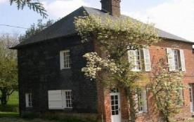 Maison indépendante à 2 pas de la côte normande