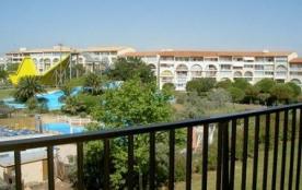 Résidence Alhambra - Appartement Studio/cabine de 26 m² environ pour 4 personnes situé à 600 m de...
