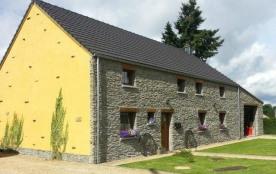 Schitterende vakantiewoning in hartje Ardennen