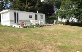 Mobil-Home de 24 m² à Trédrez-Locquémeau (Côtes d'Armor), Kervourdon