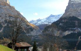 Appartement pour 2 personnes à Grindelwald