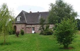 grande et confortable maison 15 pers***, vaste jardin arboré, à 25mn de la mer Dieppe et de Rouen, accès handicapés