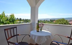 Appartement pour 2 personnes à Starigrad-Paklenica