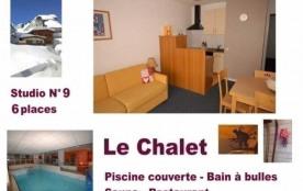 FR-1-260-16 - LE CHALET - Piscine
