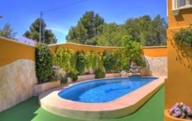 Villa OL Beni 4 - Agréable villa d'été située dans l'urbanisation tranquille de Benicuco à Calpe.