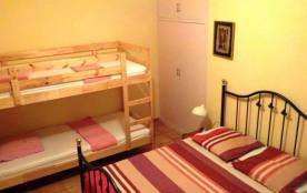 chambre lit 1.60m + superposé 90x2m