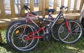 Les 2 vélos