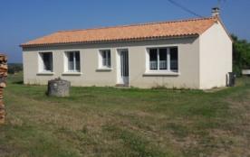La Chèvrerie, maison rénovée de 95 m2 à Olonne