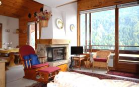 Appartement 2 pièces mezzanine de 60 m² environ pour 4 personnes, la Résidence Plein Sud est situ...